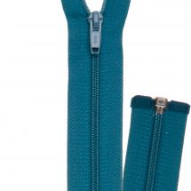 Fermeture séparable - Prym - Fermeture Eclair ® Bleu gris - Spiralée - 5mm