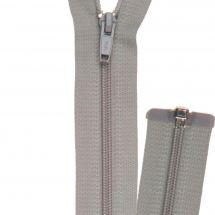 Fermeture séparable - Prym - Fermeture Eclair ® Gris clair - Spiralée - 5mm