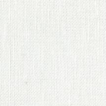 Toile à broder - LMC - Toile lin 11,2 fils Bantry blanc en coupon ou au mètre