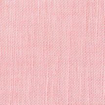 Toile à broder - LMC - Toile lin 12 fils rose en coupon ou au mètre