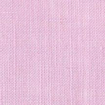Toile à broder - LMC - Toile lin 12 fils rose cyclamen en coupon ou au mètre