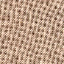 Toile à broder - LMC - Toile lin 12 fils sépia en coupon ou au mètre