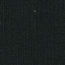 Toile à broder - LMC - Toile lin 12 fils noir en coupon ou au mètre