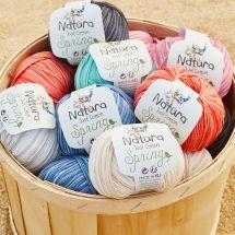 Coton à tricoter - DMC - Natura Just Cotton Spring