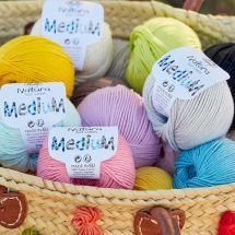 Coton à tricoter - DMC - Natura Just Cotton Medium