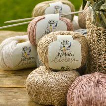 Lin à tricoter - DMC - Natura Linen