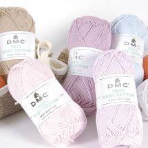 Fil pour layette - DMC - 100 % Baby Cotton