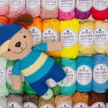 Fil à crocheter - DMC - Happy Cotton