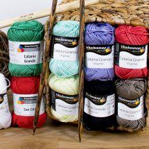 Coton à tricoter - Schachenmayr - Catania grande