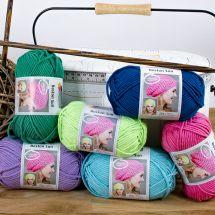 Coton à tricoter - Schachenmayr - Boston sun