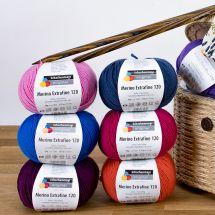 Laine à tricoter - Schachenmayr - Merino extrafine 120