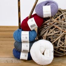 Laine à tricoter - Rowan - Rowan finest