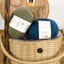 Laine à tricoter - Rowan - Rowan kid classic
