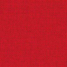 Toile à broder - Zweigart - Toile étamine Lugana 10 fils rouge Zweigart (954) en coupon ou au mètre