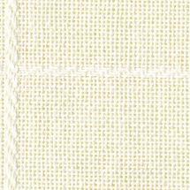 Toile à broder -  Plaid à carreaux 7 écru en coupon ou au mètre
