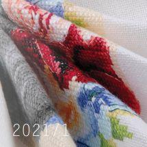 Kit point de croix - Lanarte - Secret Stitch Along 2021-1