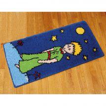 Kit de tapis point noué - Smyrnalaine - Le Petit Prince