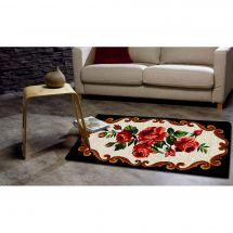 Kit de tapis point noué - Smyrnalaine - Excellence