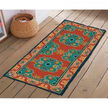 Kit de tapis point noué - Smyrnalaine - Carpet