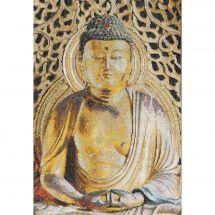 Kit point de croix - Théa Gouverneur - Bouddha