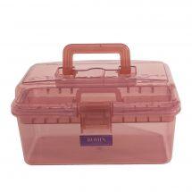 Boîte à couture - Bohin - Vieux rose