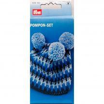 Accessoire créatif - Prym - Kit à pompons