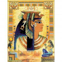 Kit point de croix - Riolis - Egypte