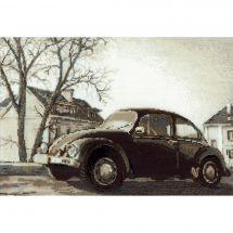 Kit point de croix - Riolis - The Beetle