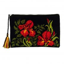 Kit de sac à broder  - Riolis - Iris