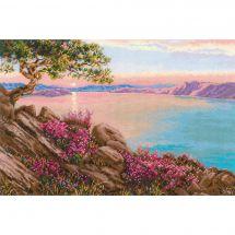 Kit point de croix - Riolis - Lac Baikal