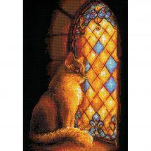 Kit point de croix - Riolis - Gardien du château