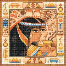 Kit de broderie Diamant - Riolis - Egypte
