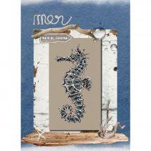 Fiche Point de Croix - Isabelle Haccourt Vautier - Hippocampus