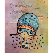 Fiche Point de Croix - Isabelle Haccourt Vautier - J'ai piscine
