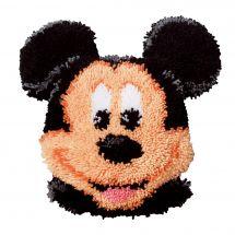 Kit de coussin point noué - Vervaco - Mickey