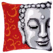 Kit de coussin gros trous - Vervaco - Bouddha