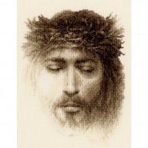 Kit point de croix - Vervaco - Jésus