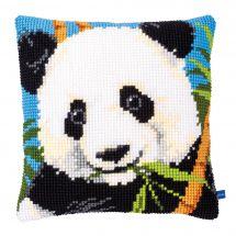 Kit de coussin gros trous - Vervaco - Panda