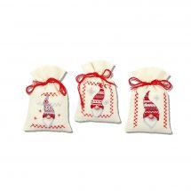 Kit de sachet senteur à broder - Vervaco - Noël