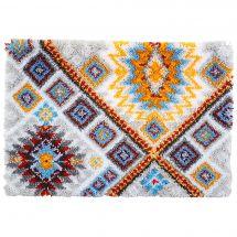 Kit de tapis point noué - Vervaco - Ethnique