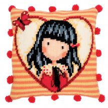 Kit de coussin gros trous - Vervaco - Time to fly