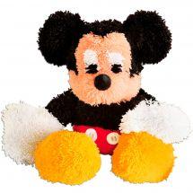 Kit de coussin point noué - Vervaco - Doudou au point noué Mickey Mouse