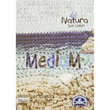 Nuancier - DMC - Nuancier Natura Just Cotton Medium