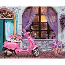 Kit de peinture par numéro - Wizardi - Boutique française