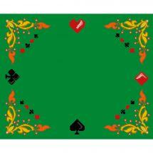 Kit de tapis de jeux à broder - Luc Créations - 4 éléments